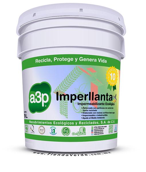 a3p IMPERLLANTA® 10 años